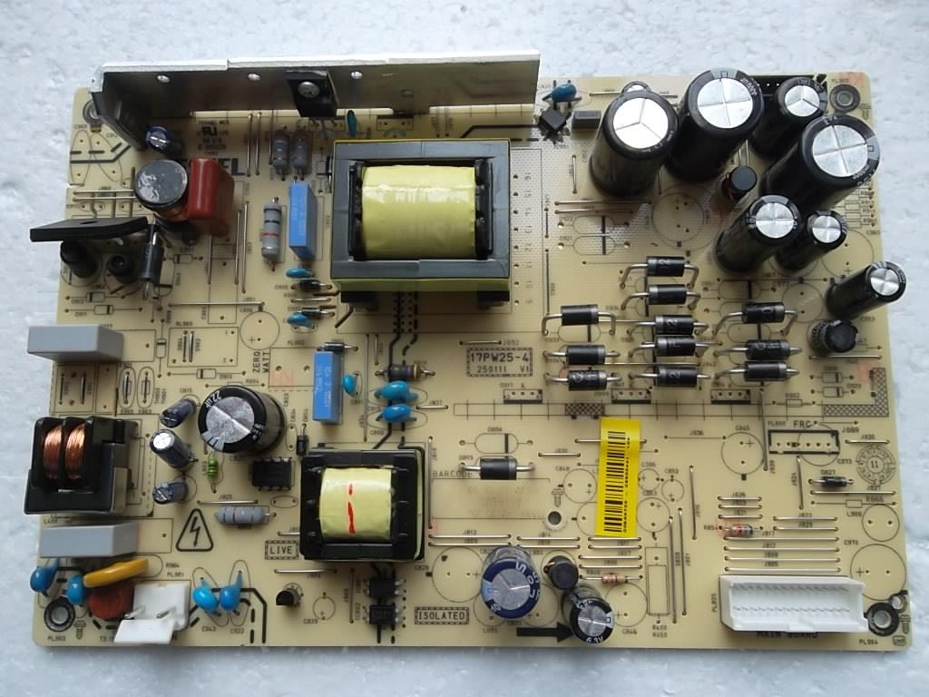 Power Board Smpspsu 17pw26 4 Circuit Diagram 17pw25 Empty