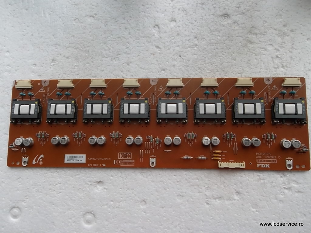 PCB2675,A06-126267,SONY