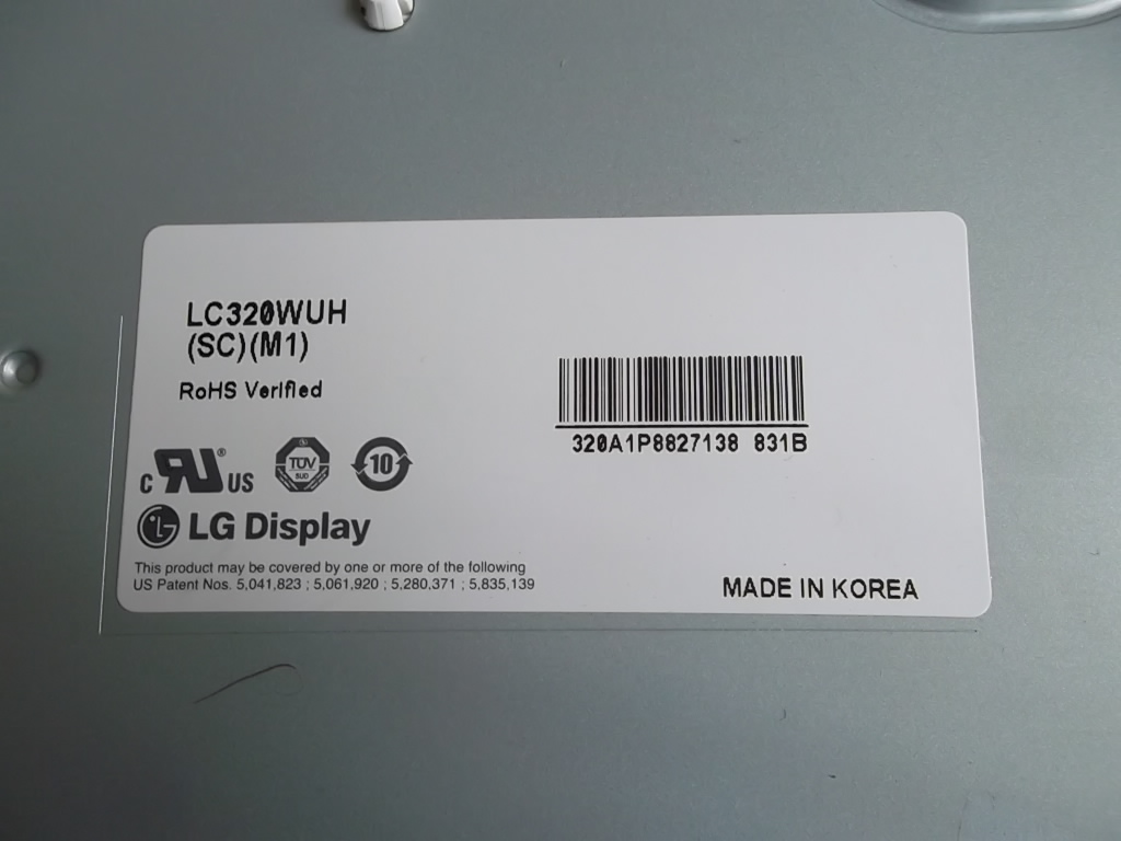 LC320WUH (SC)(M1)